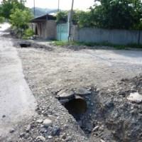 სიღნაღი-წნორის ს/გზის კმ 7-კმ 8 მონაკვეთზე სადრენაჟე სისტემის მოწყობის სამუშაოები