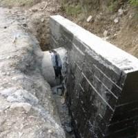 ქუთაისი–წყალტუბო–ლენტეხი 50–60 კმ–ზე ხელოვნური ნაგებობების მოწყობა (eng)