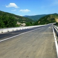 თბილისის შემოვლითი გზა –  კმ9  / მდ. გლდანულაზე რეაბილიტირებული ხიდი