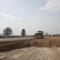 რუისი–აგარას მონაკვეთი/ გზის საფუძვლის მოწყობა (eng)
