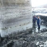 ქუთაისი-ალპანა-მამისონი კმ.116კმ125 საყრდენი კედლების მოწყობა გაბიონებით