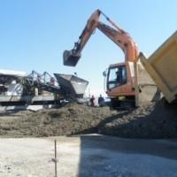 ქუთაისის შემოვლითი გზა/გზის საფარის მოწყობის სამუშაოები (eng)